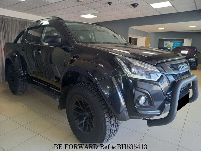 Used 2018 ISUZU D-MAX BH535413 for Sale