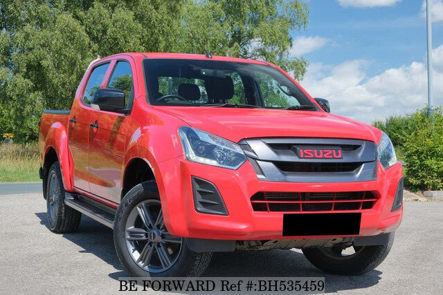 Used 2019 ISUZU D-MAX BH535459 for Sale