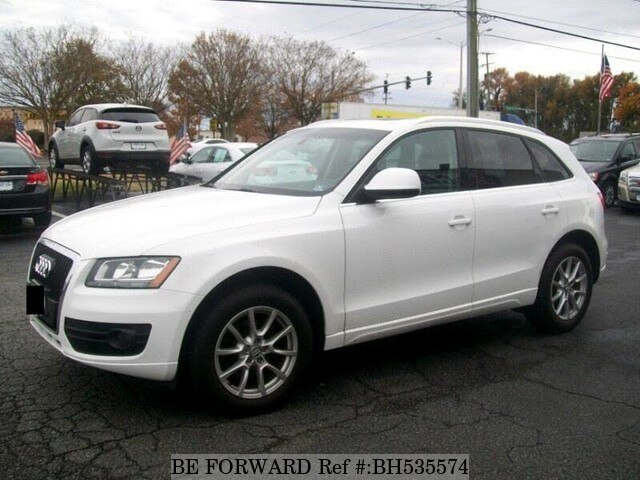 Used 2009 AUDI Q5 BH535574 for Sale
