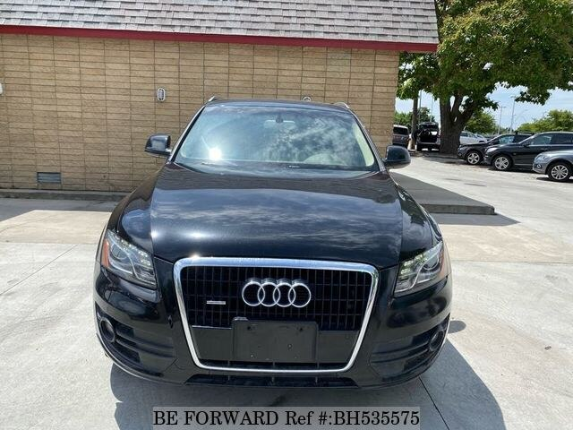 Used 2009 AUDI Q5 BH535575 for Sale