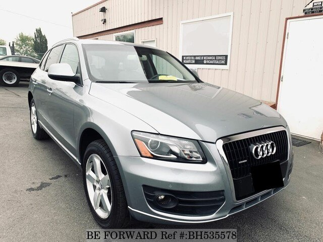 Used 2009 AUDI Q5 BH535578 for Sale