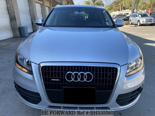 Used 2009 AUDI Q5 BH535585 for Sale
