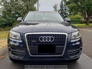 Used 2010 AUDI Q5 BH535587 for Sale