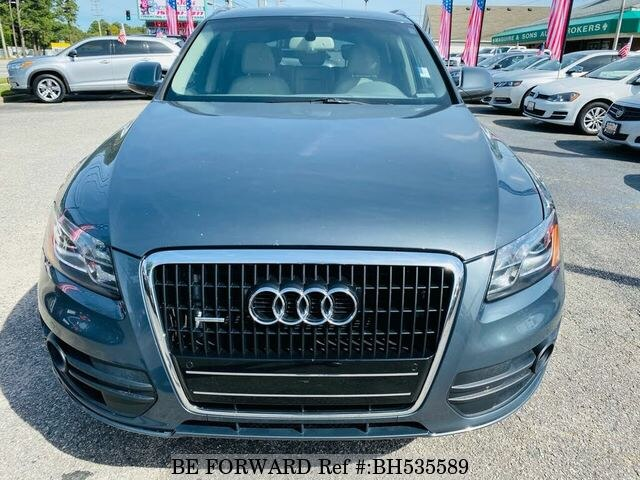 Used 2010 AUDI Q5 BH535589 for Sale