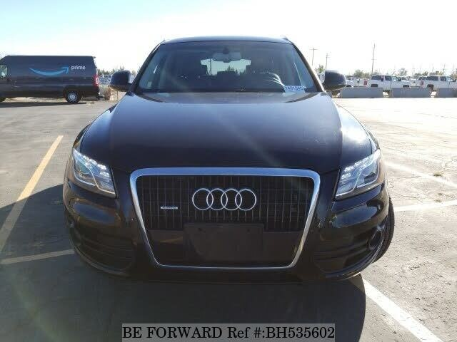Used 2010 AUDI Q5 BH535602 for Sale