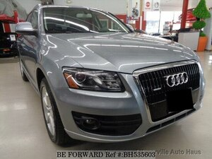 Used 2010 AUDI Q5 BH535603 for Sale