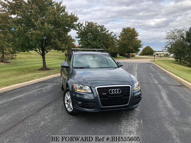 Used 2010 AUDI Q5 BH535605 for Sale