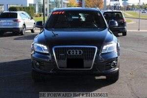 Used 2011 AUDI Q5 BH535613 for Sale