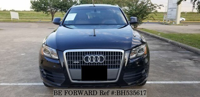 Used 2011 AUDI Q5 BH535617 for Sale