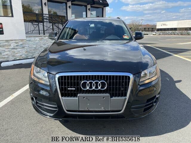Used 2011 AUDI Q5 BH535618 for Sale