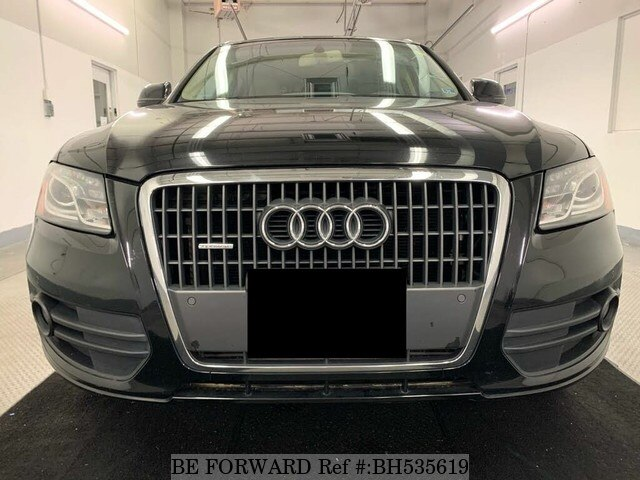 Used 2011 AUDI Q5 BH535619 for Sale