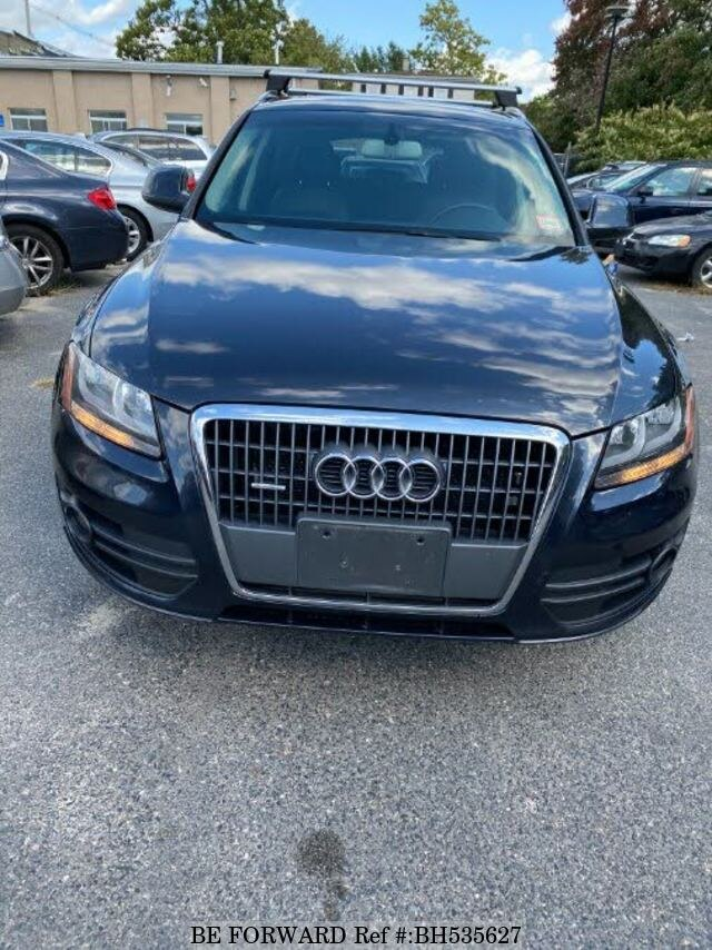 Used 2012 AUDI Q5 BH535627 for Sale