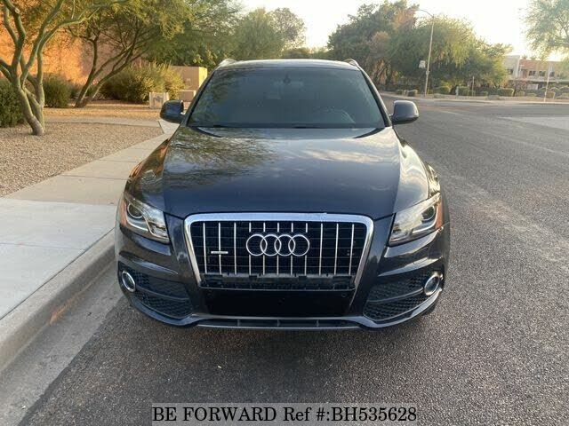 Used 2012 AUDI Q5 BH535628 for Sale