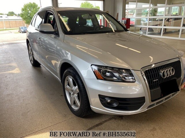 Used 2012 AUDI Q5 BH535632 for Sale