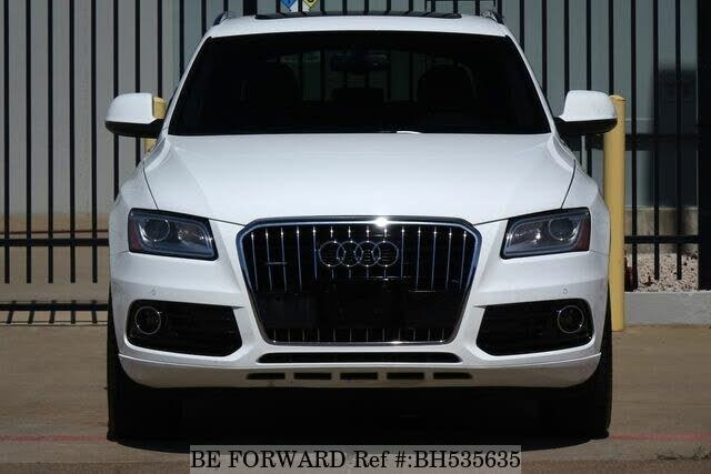 Used 2013 AUDI Q5 BH535635 for Sale