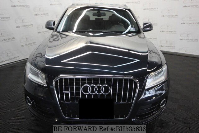 Used 2013 AUDI Q5 BH535636 for Sale