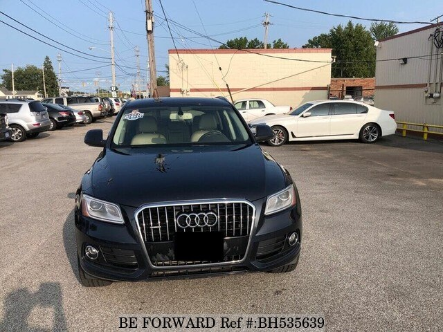 Used 2013 AUDI Q5 BH535639 for Sale