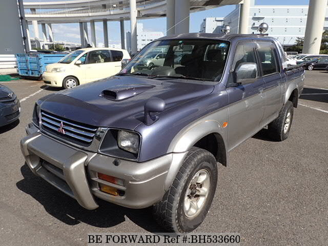 Used 1998 MITSUBISHI STRADA BH533660 for Sale