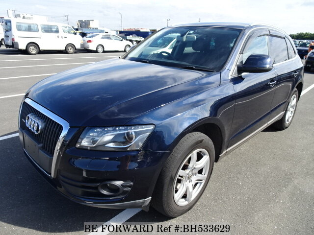 Used 2009 AUDI Q5 BH533629 for Sale
