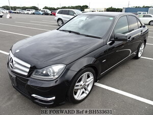 Used 2012 MERCEDES-BENZ C-CLASS BH533631 for Sale