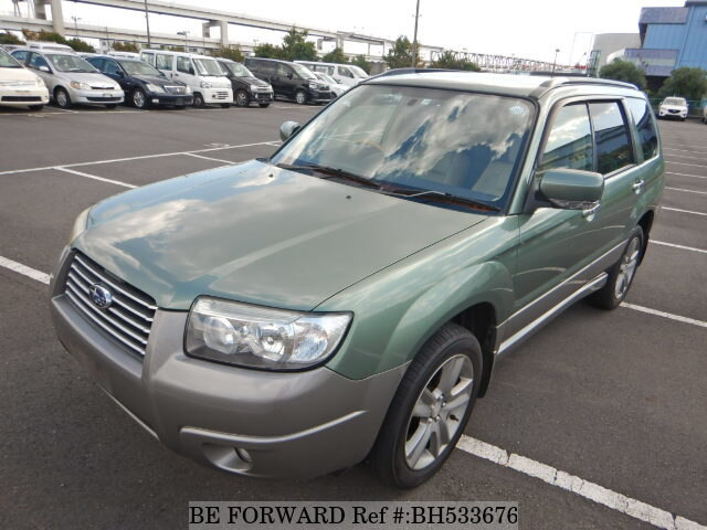 Used 2005 SUBARU FORESTER BH533676 for Sale