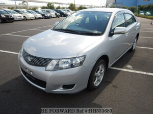 Used 2010 TOYOTA ALLION BH533683 for Sale