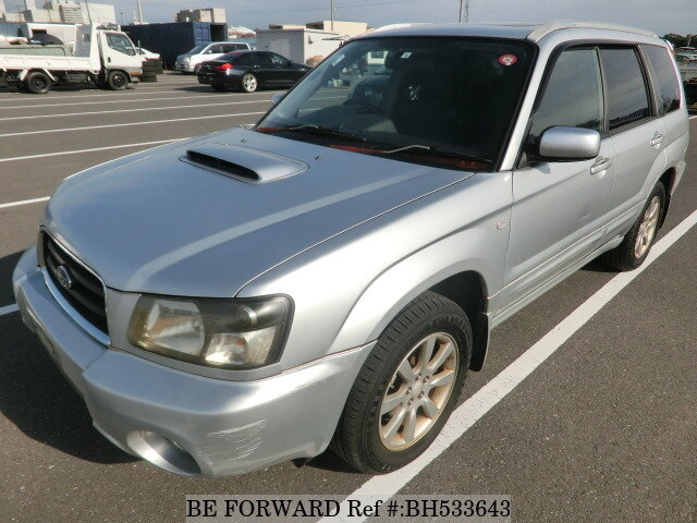 Used 2004 SUBARU FORESTER BH533643 for Sale