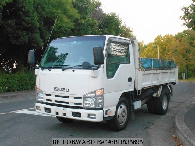 Used 2014 ISUZU ELF TRUCK BH535695 for Sale