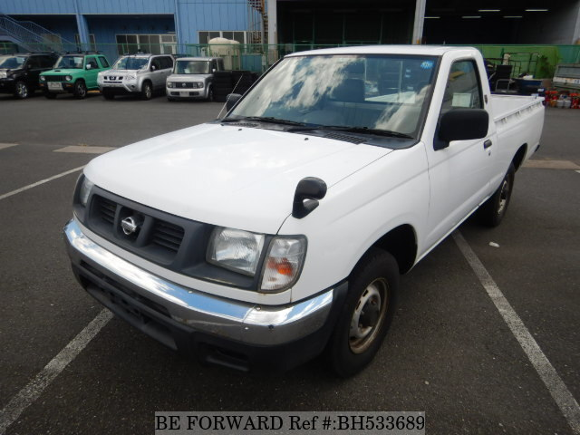 Used 2000 NISSAN DATSUN TRUCK BH533689 for Sale