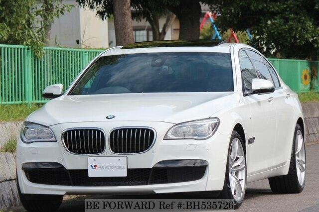 Used 2013 BMW 7 SERIES BH535726 for Sale