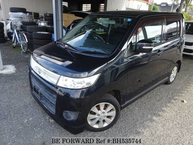 Used 2009 SUZUKI WAGON R BH535744 for Sale