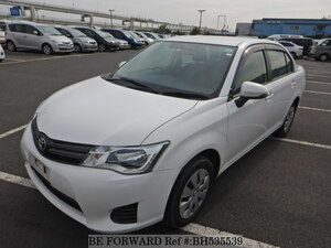 Used 2013 TOYOTA COROLLA AXIO BH535539 for Sale