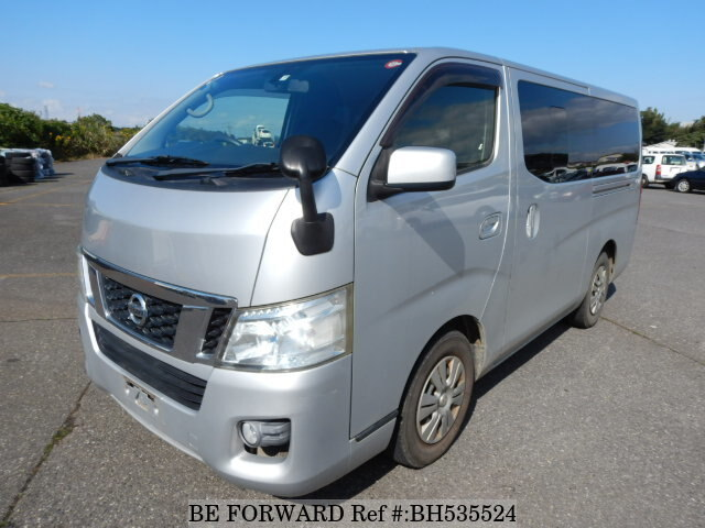 Used 2013 NISSAN CARAVAN VAN BH535524 for Sale