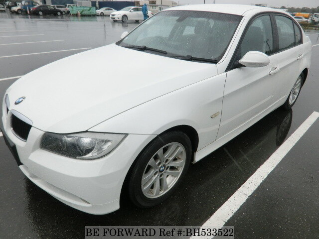 Used 2008 BMW 3 SERIES BH533522 for Sale