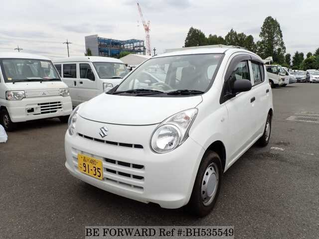 Used 2014 SUZUKI ALTO BH535549 for Sale