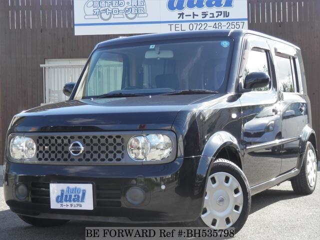 Used 2007 NISSAN CUBE CUBIC BH535798 for Sale