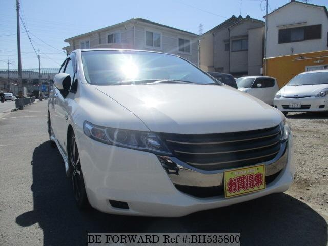 Used 2011 HONDA ODYSSEY BH535800 for Sale