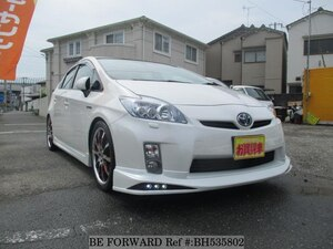 Used 2011 TOYOTA PRIUS BH535802 for Sale