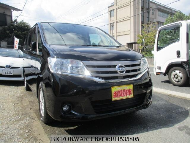 Used 2011 NISSAN SERENA BH535805 for Sale