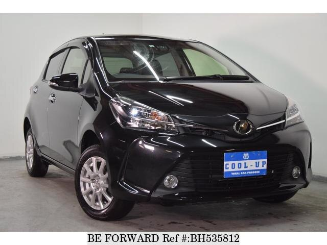 Used 2016 TOYOTA VITZ BH535812 for Sale