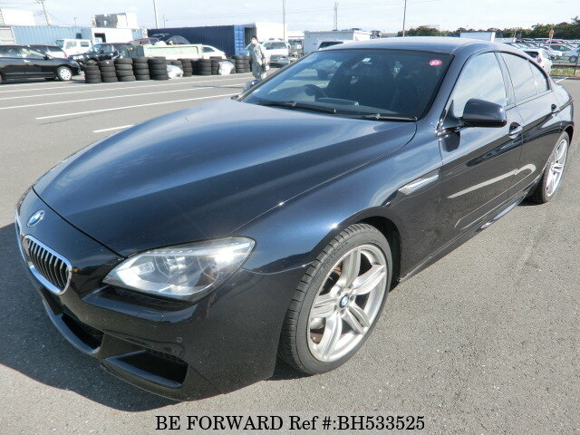 Used 2012 BMW 6 SERIES BH533525 for Sale