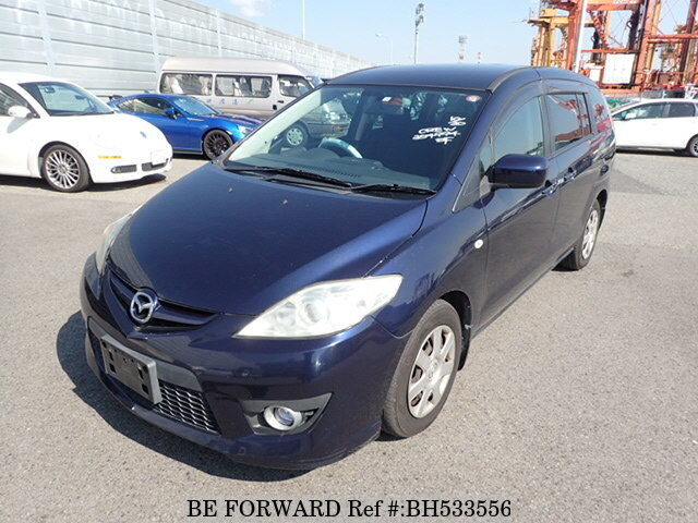 Used 2010 MAZDA PREMACY BH533556 for Sale