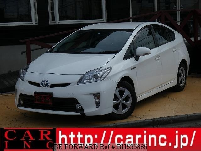 Used 2015 TOYOTA PRIUS BH535885 for Sale