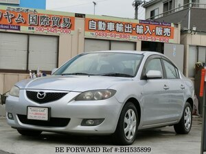 Used 2004 MAZDA AXELA BH535899 for Sale