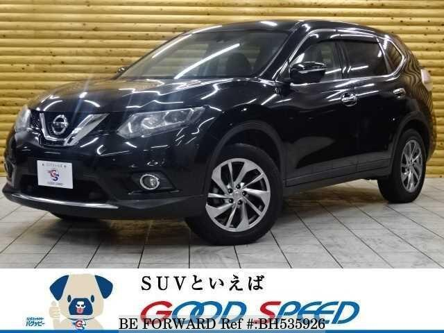 Used 2016 NISSAN X-TRAIL BH535926 for Sale
