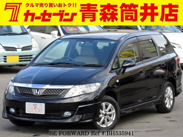 Used 2005 HONDA AIRWAVE BH535941 for Sale