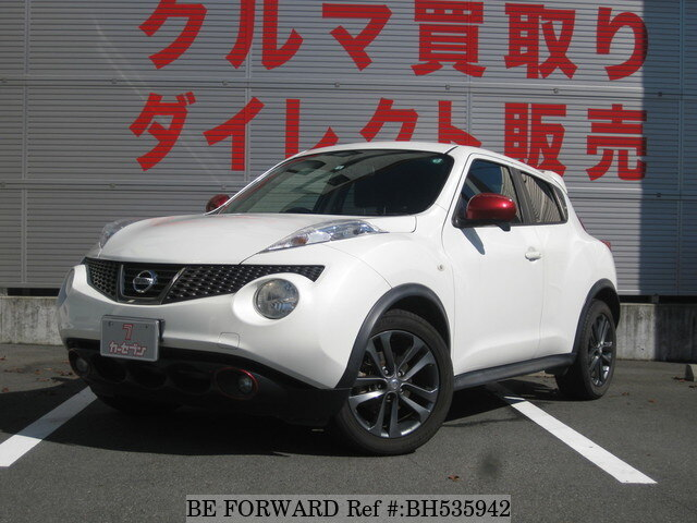 Used 2014 NISSAN JUKE BH535942 for Sale