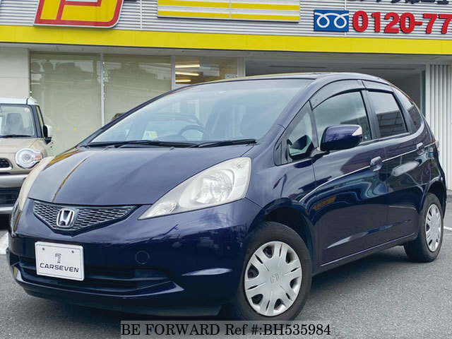 Used 2009 HONDA FIT BH535984 for Sale