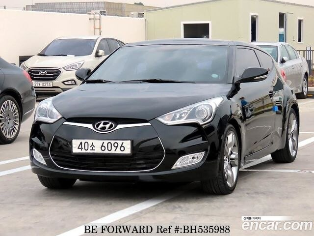 Used 2012 HYUNDAI VELOSTER BH535988 for Sale