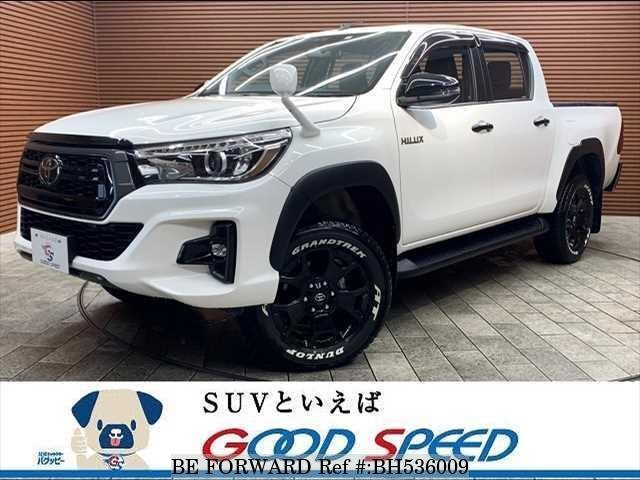 Used 2019 TOYOTA HILUX BH536009 for Sale